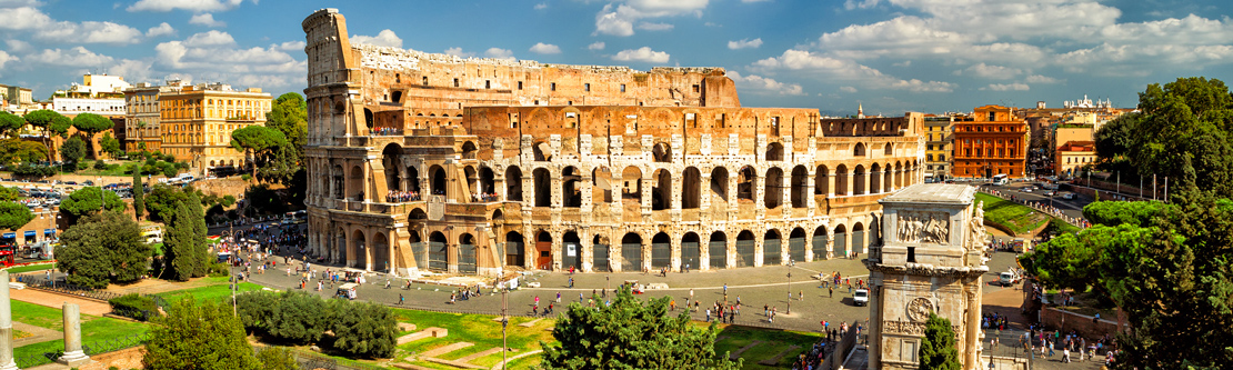 Colosseum & Imperial Forums