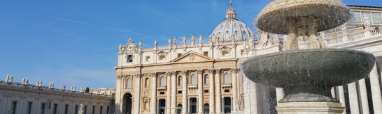 St. Peter's Basilica Private Guided Tour