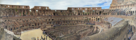 Colosseum Tickets with Audio Video Guide